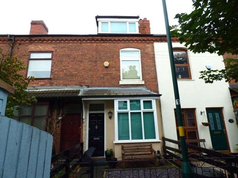 3 Bedrooms Terraced House for sale in The Grove, Daisy Road, Edgbaston, Birmingham, B16 9EB