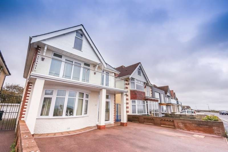 4 Bedrooms Detached House for sale in SOUTHBOURNE OVERCLIFF