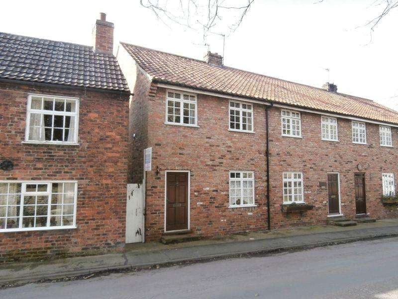 3 Bedrooms Terraced House for sale in Church Cottages, Burton Pidsea,