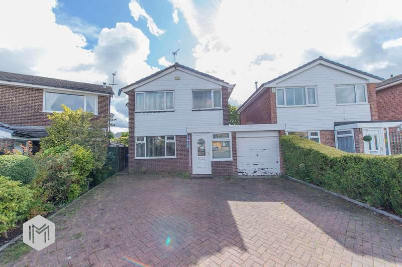 4 Bedrooms Detached House for sale in Holbeach Close, Bury, BL8