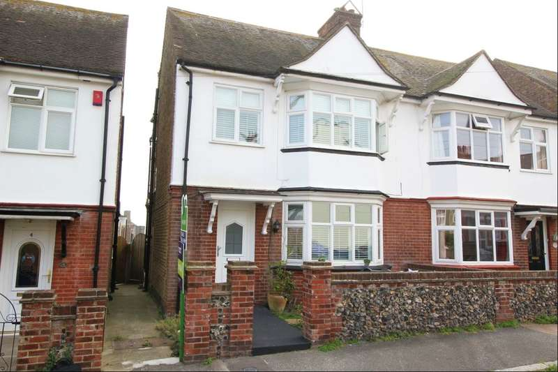 4 Bedrooms Semi Detached House for sale in Upper Approach Road, Broadstairs, CT10