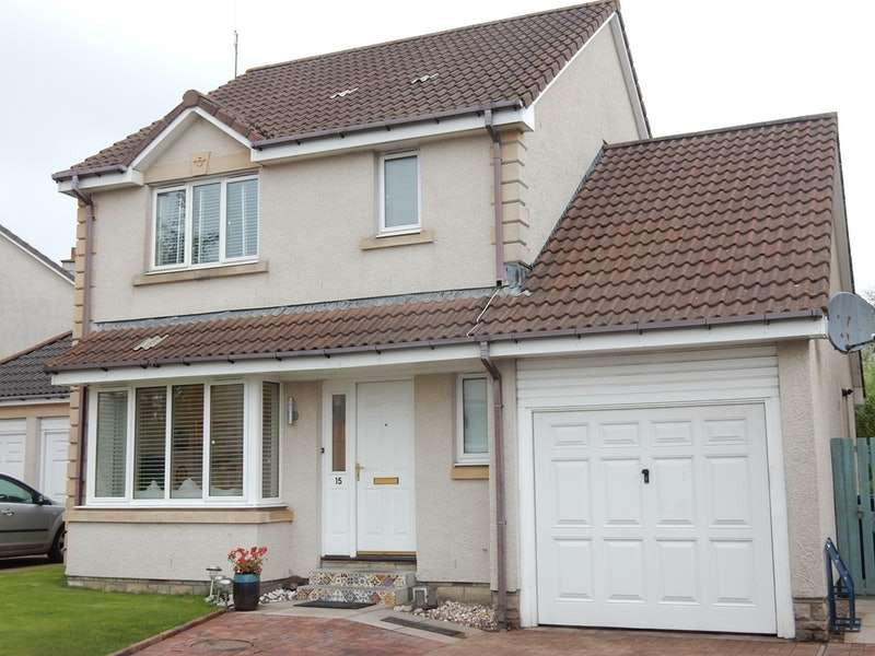 3 Bedrooms Detached House for sale in Broadstraik Gardens, Westhill, Aberdeenshire, AB32