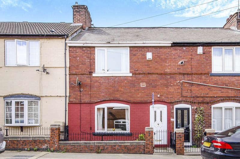 3 Bedrooms Terraced House for sale in Harrow Street, South Elmsall, Pontefract, WF9