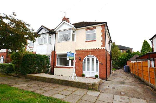 3 Bedrooms Semi Detached House for sale in Osborne Road, Hartshill, Stoke-On-Trent