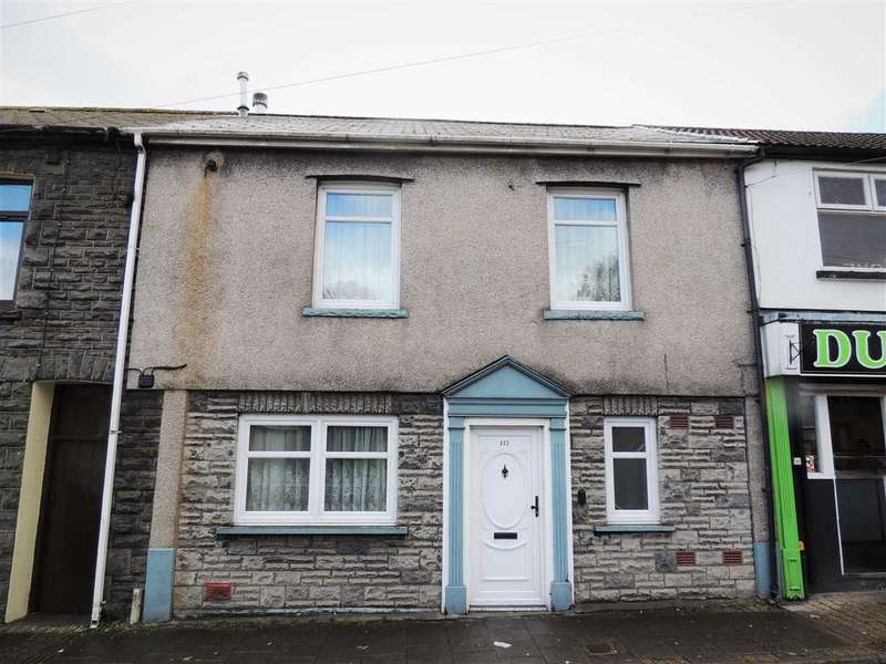 3 Bedrooms Terraced House for sale in William St, Pentre
