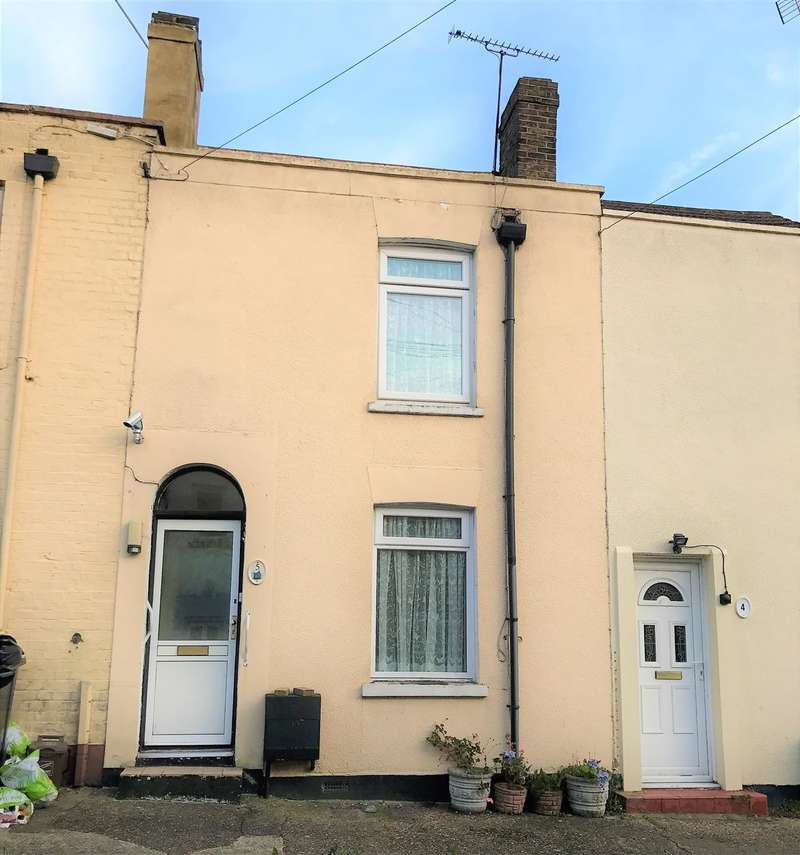 2 Bedrooms Terraced House for sale in Unity Place, Ramsgate