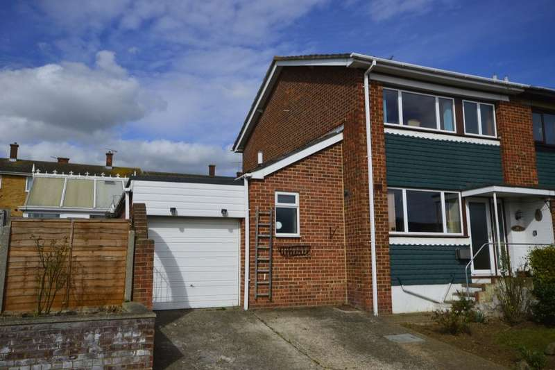 4 Bedrooms Semi Detached House for sale in Linton Dann Close, Hoo, ROCHESTER, ME3
