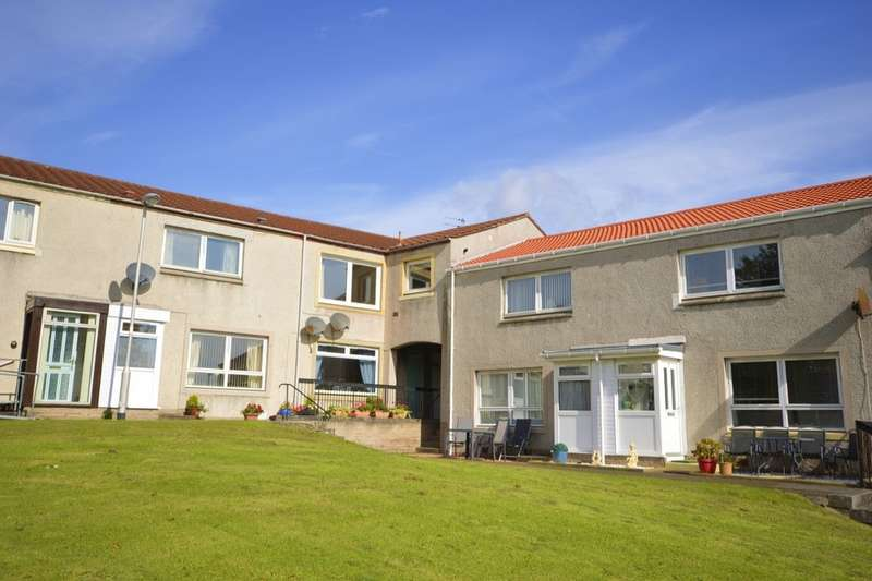 3 Bedrooms Flat for sale in Abden Court, Kinghorn, KY3