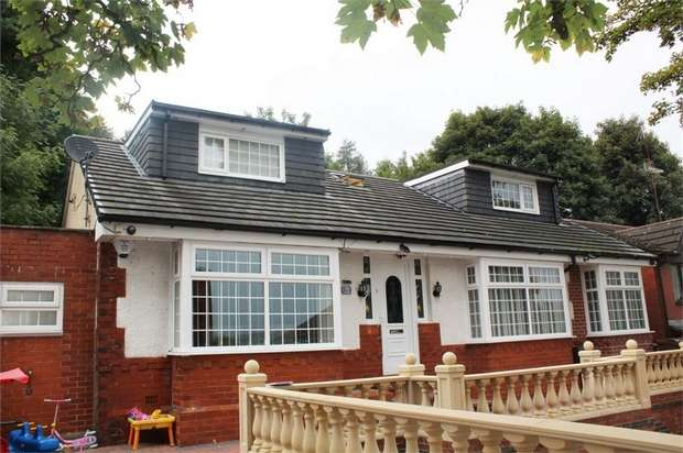 5 Bedrooms Detached Bungalow for sale in Manor Road, Oldham, Lancashire