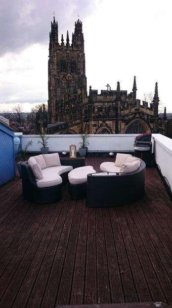2 Bedrooms Flat for sale in Tuttle Street Brewery, Tuttle Street, Wrexham, Wrecsam, LL13