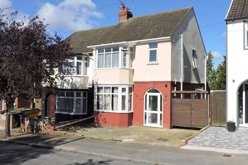3 Bedrooms Semi Detached House for sale in Mountfield Road, Luton, Bedfordshire, LU2 7JN