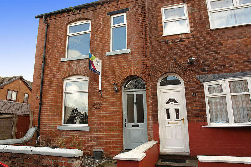 3 Bedrooms End Of Terrace House for sale in 7 George Street, Chadderton