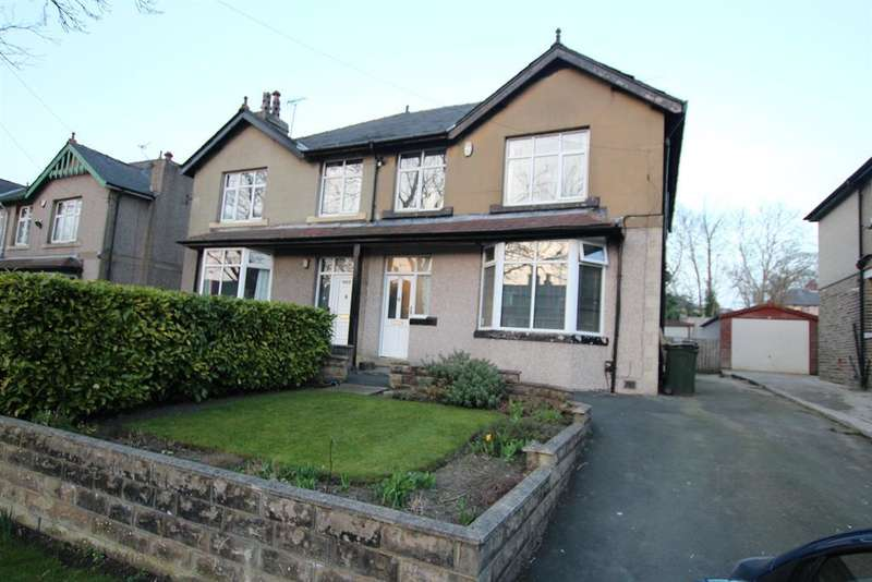 5 Bedrooms Semi Detached House for sale in Idle Road, Five Lane Ends, Bradford, BD2 2AW