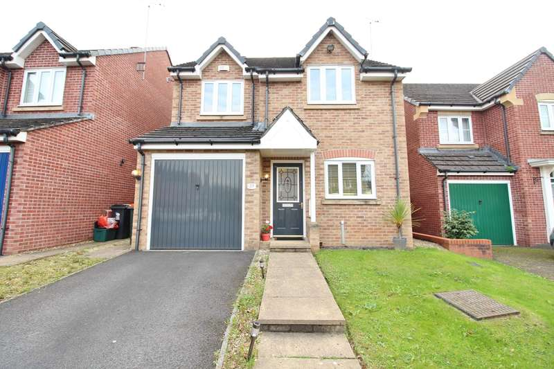 3 Bedrooms Detached House for sale in Fuscia Way, Rogerstone, Newport, NP10