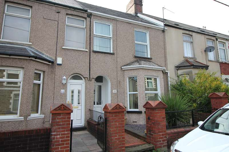 3 Bedrooms Terraced House for sale in Tynewydd Road, Cwmbran, NP44