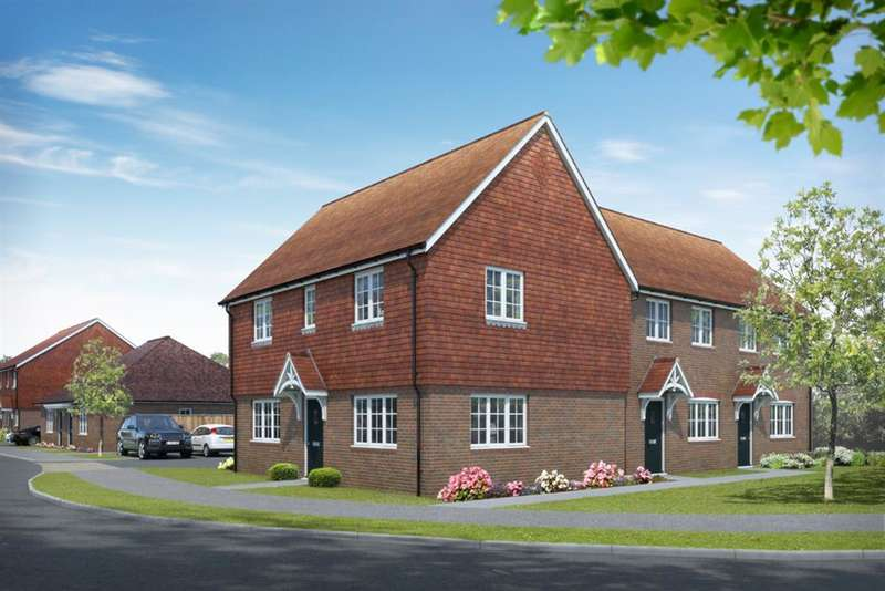 2 Bedrooms Apartment Flat for sale in Newick Hill, Newick, Lewes, East Sussex