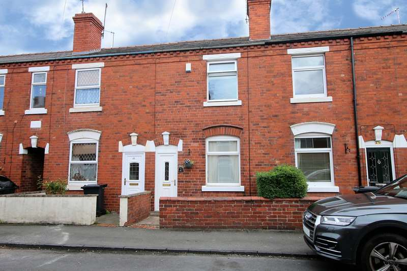 2 Bedrooms Terraced House for sale in Wheeler Street, Stourbridge, DY8