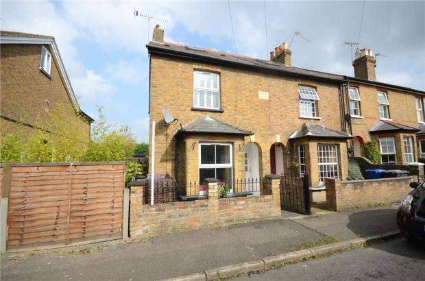 3 Bedrooms Semi Detached House for sale in Alma Road, Eton Wick, Windsor
