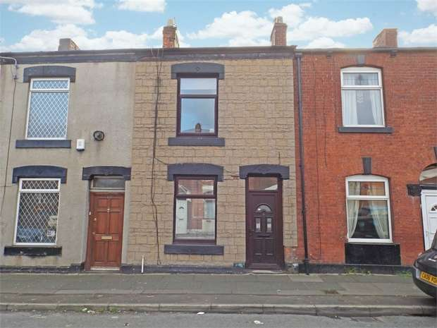 2 Bedrooms Terraced House for sale in Curzon Road, Ashton-under-Lyne, Greater Manchester