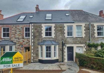 3 Bedrooms Terraced House for sale in Devoran, Truro, Cornwall