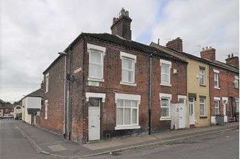 2 Bedrooms Terraced House for sale in Lowther Street, Stoke-on-Trent , ST1 5JE