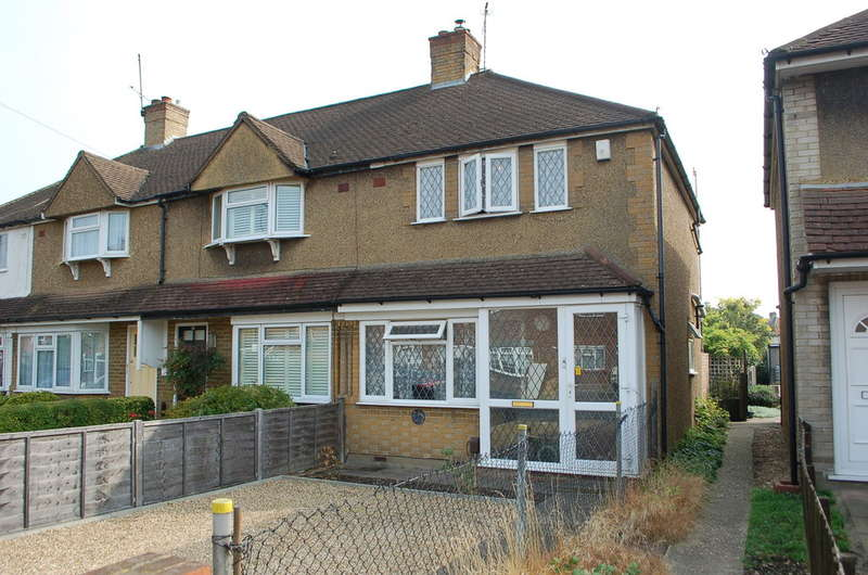 2 Bedrooms End Of Terrace House for sale in Hanworth