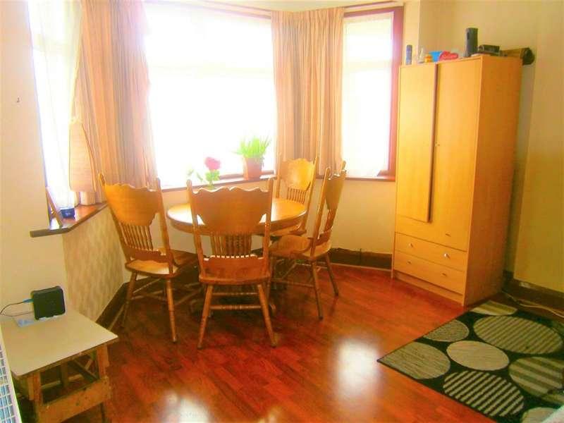 2 Bedrooms Maisonette Flat for sale in Highcroft Avenue, Alperton, HA0 1TG