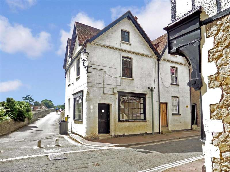 2 Bedrooms End Of Terrace House for sale in High Street, Aylesford, Kent