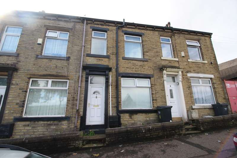 2 Bedrooms Property for sale in Albert Road, Halifax, HX2