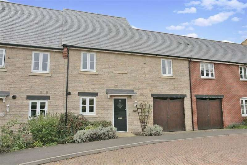 3 Bedrooms Terraced House for sale in Aldous Drive, Bloxham, Banbury, OX15