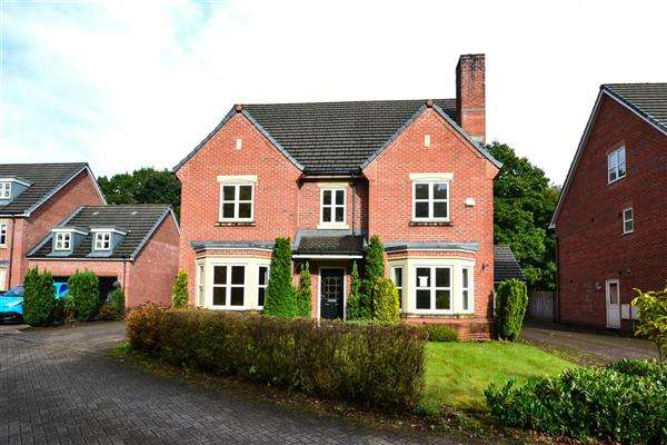 6 Bedrooms Detached House for sale in Woodlands Park Close, Wigan