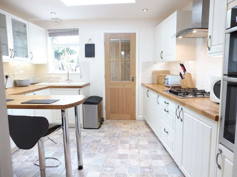 3 Bedrooms End Of Terrace House for sale in Fairoak Road, Cardiff