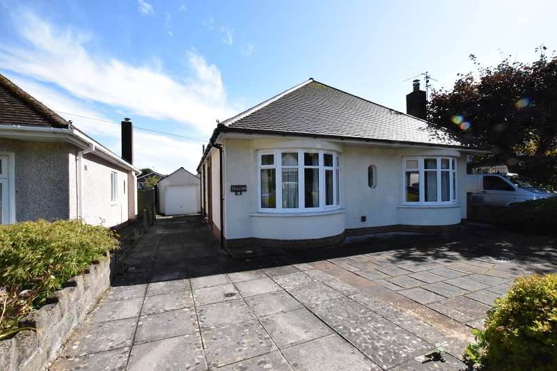 3 Bedrooms Detached Bungalow for sale in Troed-Y-Rhiw, Rhiwbina, Cardiff. CF14 6UR