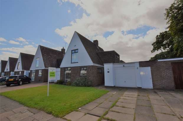 3 Bedrooms Link Detached House for sale in Parnell Road, Spital, Merseyside