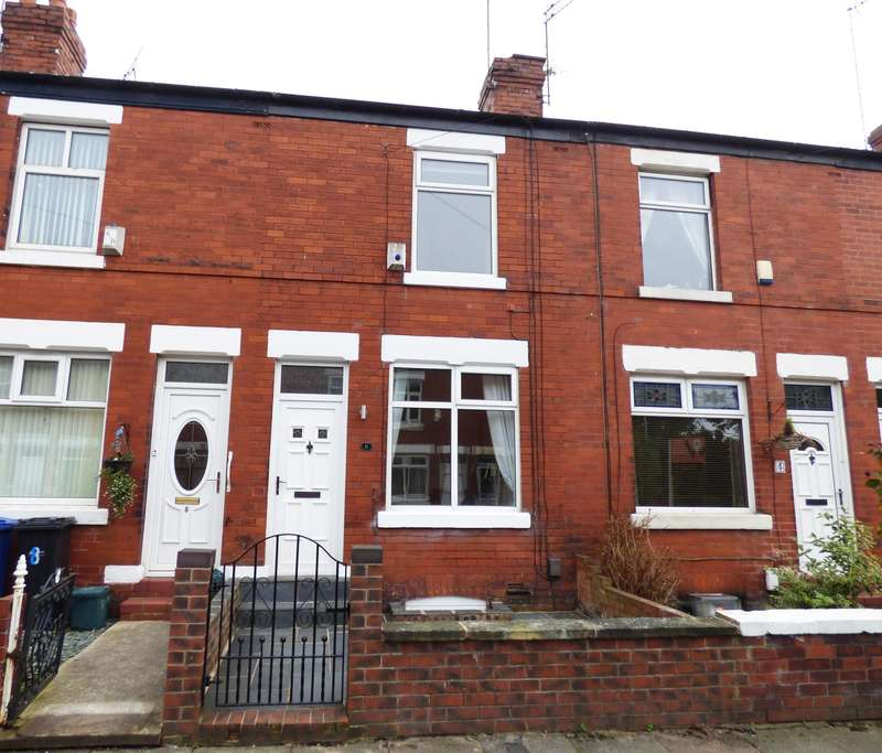 2 Bedrooms Terraced House for sale in Harold Street, Offerton, Stockport