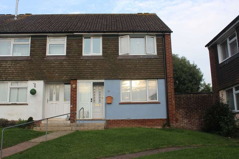3 Bedrooms End Of Terrace House for sale in Cunningham Road, Exmouth