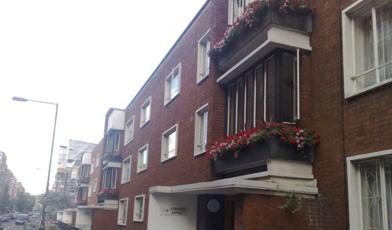 2 Bedrooms Flat for sale in St Vincent Court, Seymour Place, London