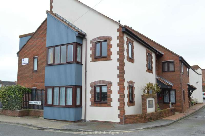 1 Bedroom Retirement Property for sale in Prince Alfred St, Gosport