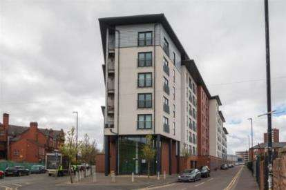 2 Bedrooms Flat for sale in Manchester Street, Manchester, Greater Manchester