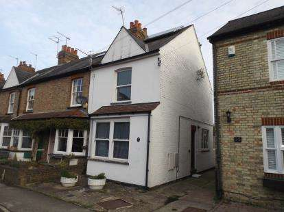 2 Bedrooms End Of Terrace House for sale in Frampton Road, Potters Bar, Hertfordshire