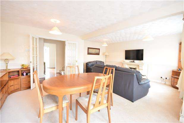 4 Bedrooms Detached House for sale in Coulson Walk, Kingswood, Bristol, BS15 1QJ