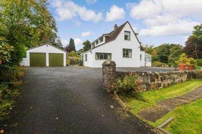 5 Bedrooms Detached House for sale in Jenny Gunn's Loan, Glasgow