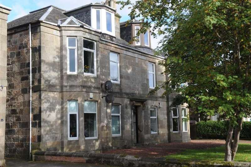 4 Bedrooms Flat for sale in Greenock Road, Paisley