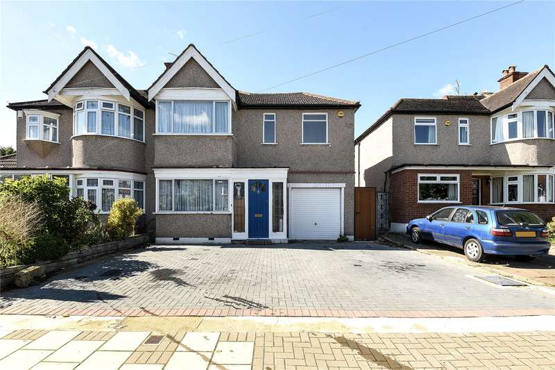 4 Bedrooms Semi Detached House for sale in Torbay Road, Harrow, Middlesex, HA2