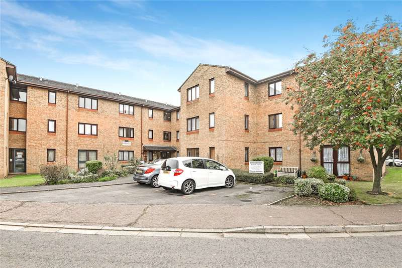 1 Bedroom Retirement Property for sale in Woodlea Court, Verona Close, Uxbridge, Middlesex, UB8
