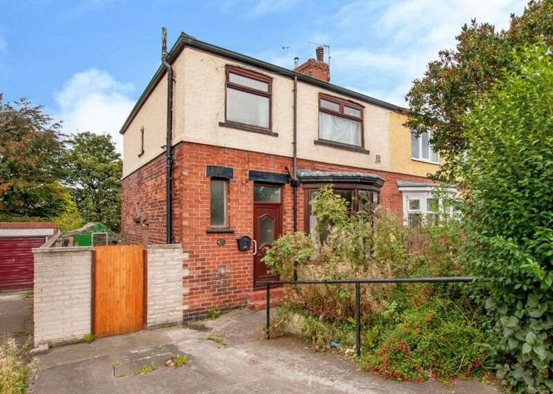 3 Bedrooms Semi Detached House for sale in 213 Handsworth Road, Handsworth, Sheffield, S11 9BH.