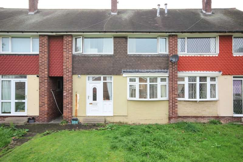 3 Bedrooms Terraced House for sale in Ochre Dike Walk, Rotherham, South Yorkshire, S61