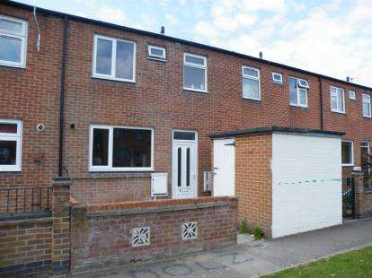 3 Bedrooms Town House for sale in Lewis Road, Loughborough, Leicestershire