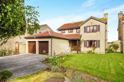 4 Bedrooms Detached House for sale in Home Farm Way, Easter Compton, Bristol, Gloucestershire