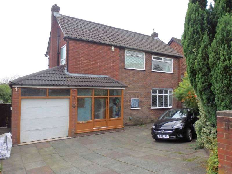 3 Bedrooms Detached House for sale in Oakwood Drive, Bolton